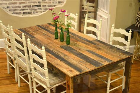 table en palette 25 id 233 es pour fabriquer votre table