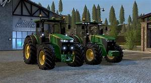 John Deere 7r : john deere 7r v1 tractor farming simulator 2017 17 ls mod ~ Medecine-chirurgie-esthetiques.com Avis de Voitures