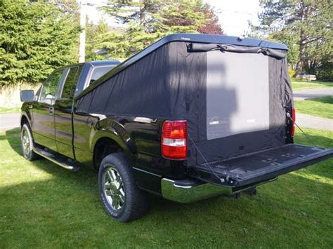 F150 Bed Tent by F150 4x4 Cing Diy Trailer Ideas