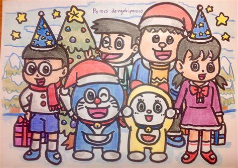doraemon anime version doraemon and friends theme by dengekipororo on