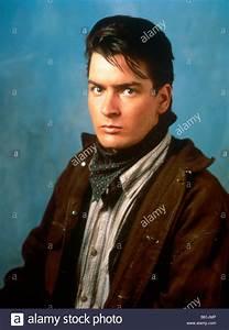 Young Guns Young Guns Année 1988 usa Charlie Sheen ...