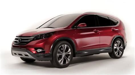 Honda Crv Picture by 2012 Honda Cr V Concept Makes World Debut At Orange County