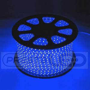 Ruban A Led : de 1 a 10 metres ruban led 220v etanche ip67 bleu plus ~ Edinachiropracticcenter.com Idées de Décoration