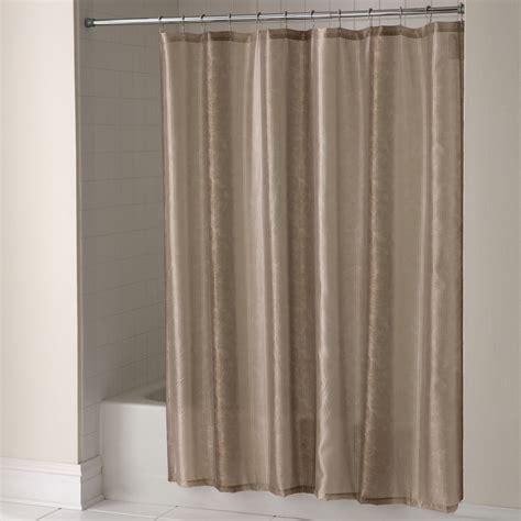 bathroom beautiful fabric shower curtains  bathroom