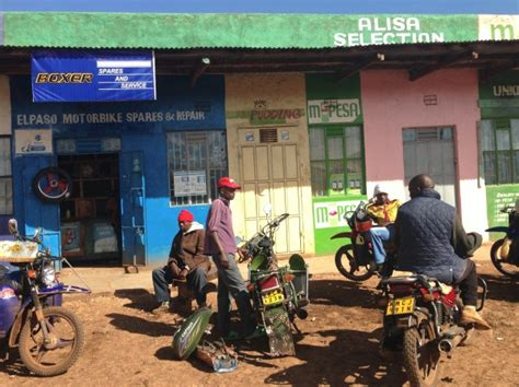 Where Africa And Technology Collide