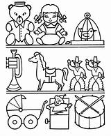 Coloring Toys Pages Toy Christmas Shopping Colouring Drawing Shelf Sheet Major Bestcoloringpagesforkids Preschool Sheets Children Chitty Bang Fun Holiday Printable sketch template