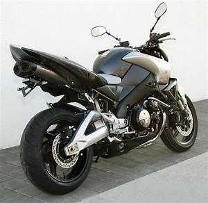 Exhaust System Suzuki B
