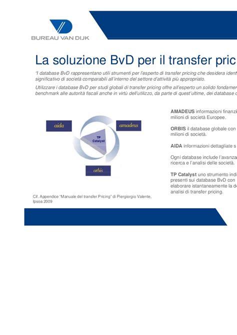 Transfer Pricing Interno Amadeus Transfer Pricing