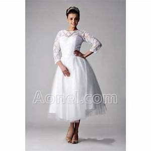 casual short wedding dresses with long sleeves weddingbee With long sleeve casual wedding dress