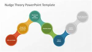 7 Steps Process Flow Diagram Template