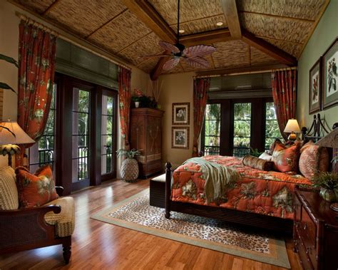 gorgeous master bedroom design ideas  tropical style