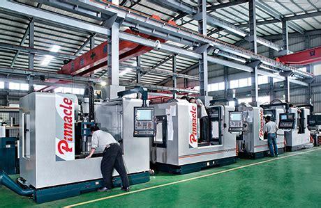 cnc machining center manufacturer suppliers pinnacle