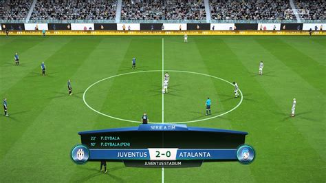 FIFA 16 - Juventus vs. Atalanta Serie A - YouTube