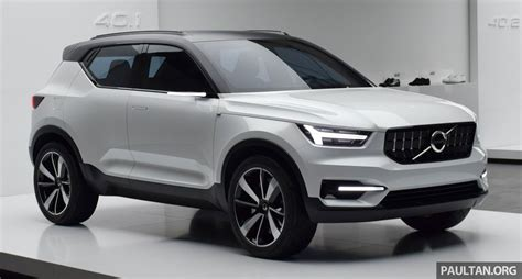 Gallery Volvo 401 Concept Previews All New Xc40 Image 497365