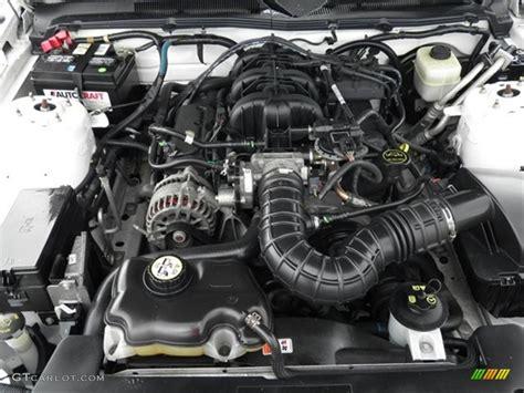 Ford 4 0 Liter Engine Diagram by 2008 Ford Mustang V6 Premium Coupe 4 0 Liter Sohc 12 Valve