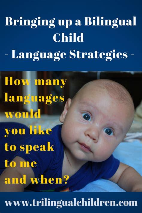 wychowanie dziecka dwujęzycznego bilingual child language strategies prace dla dzieci
