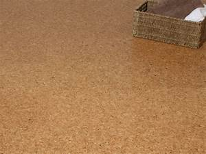 Floating cork floor quotclassic naturalquot for How to install floating cork flooring