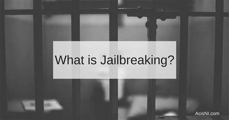 what does jailbreaking an iphone do what is jailbreaking an iphone and why you should care