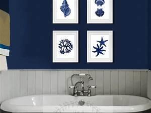 Beach wall decor for bathroom colors charming