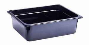 Gn Behälter 1 2 : gn beh lter gn 1 2 325 x 265 x 100 mm polycarbonat schwarz gn beh lter wirtschaftsartikel ~ Orissabook.com Haus und Dekorationen