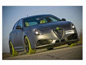 GFB01 Paraurti Anteriore Alfa Romeo Giulietta GFB01 Tuning Zone