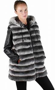 Veste Sans Manche Femme Fourrure : veste longue sans manche fourrure giorgio stella giorgio cuir p ~ Melissatoandfro.com Idées de Décoration