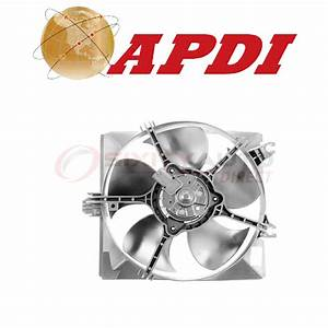 Apdi Cooling Fan Assembly For 1995