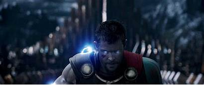 Thor Hulk Punching Battle Punches Comic