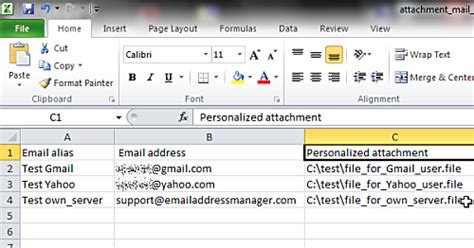 email format exle mail merge from excel to word 2010 vba open word mail