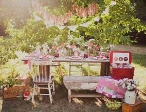 1000 idees sur le theme pique nique de l39eglise sur With exceptional amenagement de terrasse exterieur 12 candy bar
