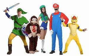 Group Halloween Costumes - HalloweenCostumes.com