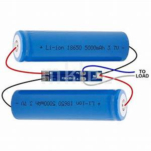 Lithium Ion 2s 7 4v 3a Over Charge