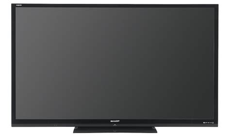 Sharp's 80inch AQUOS LC80LE632U is the biggest LED LCD TV