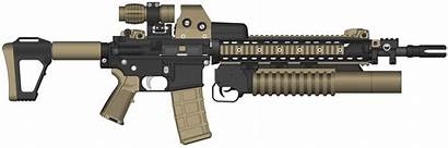 Assault Rifle Transparent M16 Weapons Pngimg Usa