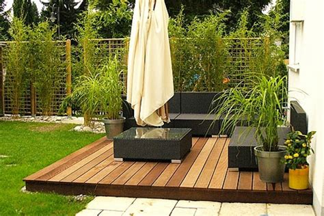 garten terrasse aus holz garten und terrasse bildergebnis fr kombinierte holz stein