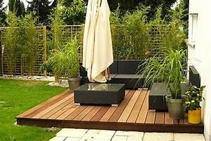 Garten Terrasse Holz Anlegen : garten und terrasse bildergebnis fr kombinierte holz stein ~ Sanjose-hotels-ca.com Haus und Dekorationen