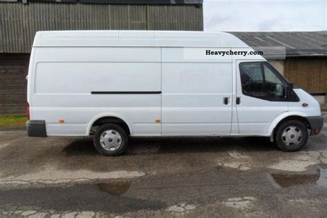 Ford Transit Air 2007 Box-type Delivery Van Photo And Specs