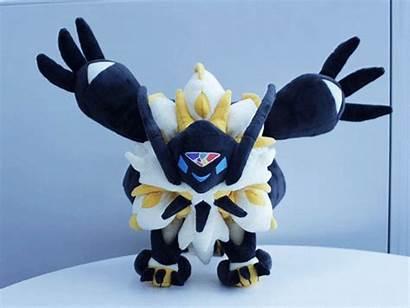Necrozma Pokemon Dusk Mane Plushies Solgaleo Plush
