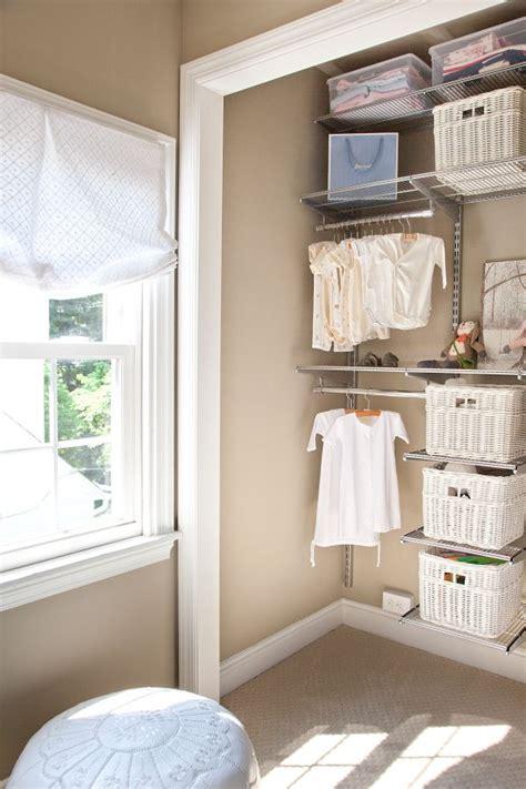 baby closet organizer organizing the baby s closet easy ideas tips
