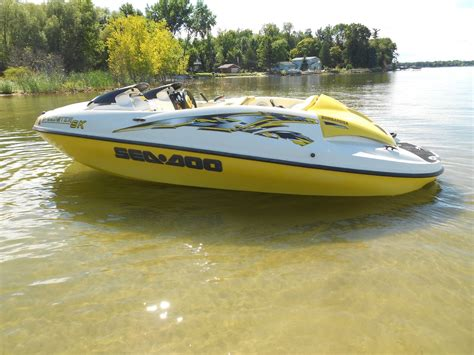 Sea Doo Boats by Sea Doo Boat For Sale From Usa