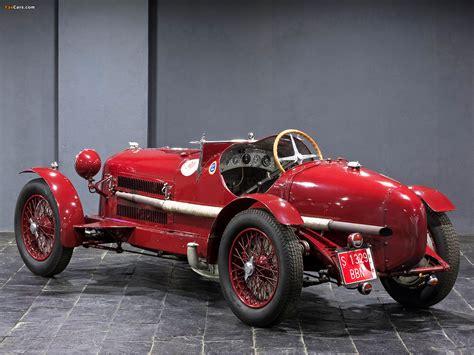 Alfa Romeo 8c 2300 Monza 19321933 Wallpapers 1600x1200