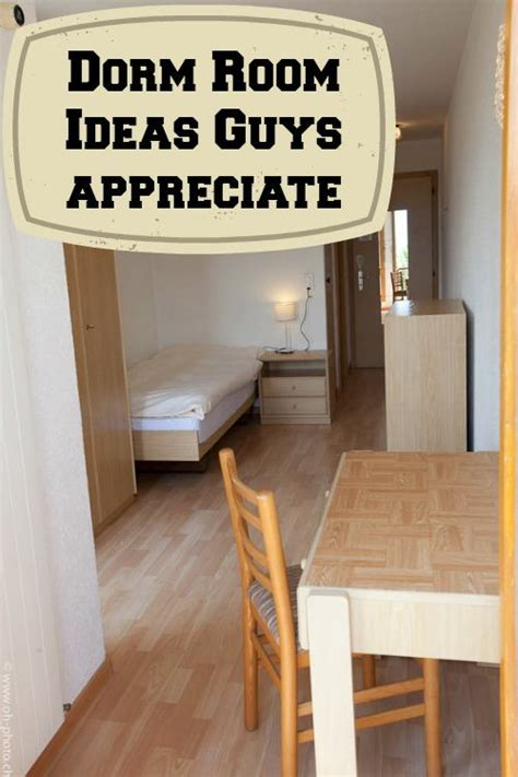 Bedroom Decorating Ideas For College Guys by Awesome College Room Ideas Guys Will Appreciate