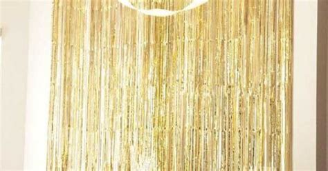 Metallic Fringe Curtain Photo Decor Backdrop By Pasteldressparty Curtain Rod As Headboard Mars Air Reviews Diy With Lights Track Hooks Argos Shower Suction Clips 24 Inch Long Cafe Curtains Croydex C Shaped Rail And Ceiling Support Chrome Anthropologie Gold Foil