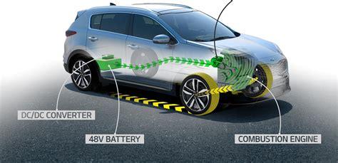 Hybrid Technology by Kia Launches 48v Mild Hybrid Diesel Powertrain In