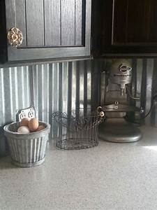 6 ways to redo a backsplash right over the old one With what kind of paint to use on kitchen cabinets for decorative metal art for walls
