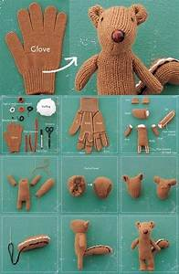 Diy recycled glove Tododesign by Arq4design