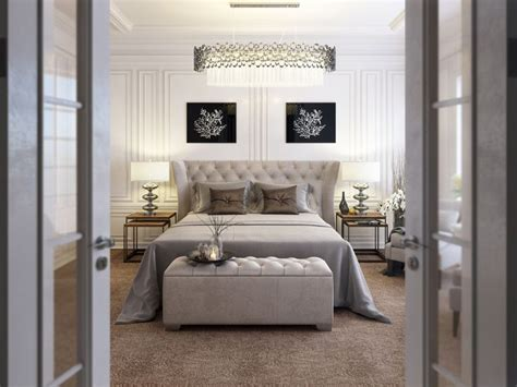 modern classic bedroom ideas  pinterest