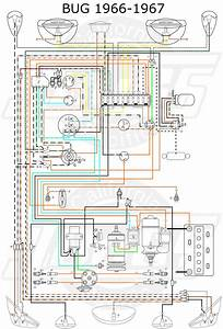 1967 Vw Bug Turn Signal Wiring Diagram