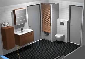 Návrh koupelny 3d program