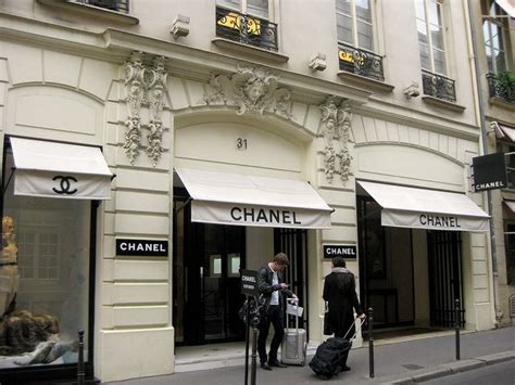 siege chanel chanel boutique 31 rue camb chanel office photo